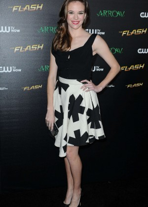 Danielle Panabker - CW's Arrow & The Flash Special Screening in Westwood