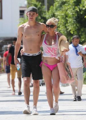 Danniela Westbrook in Bikini-11