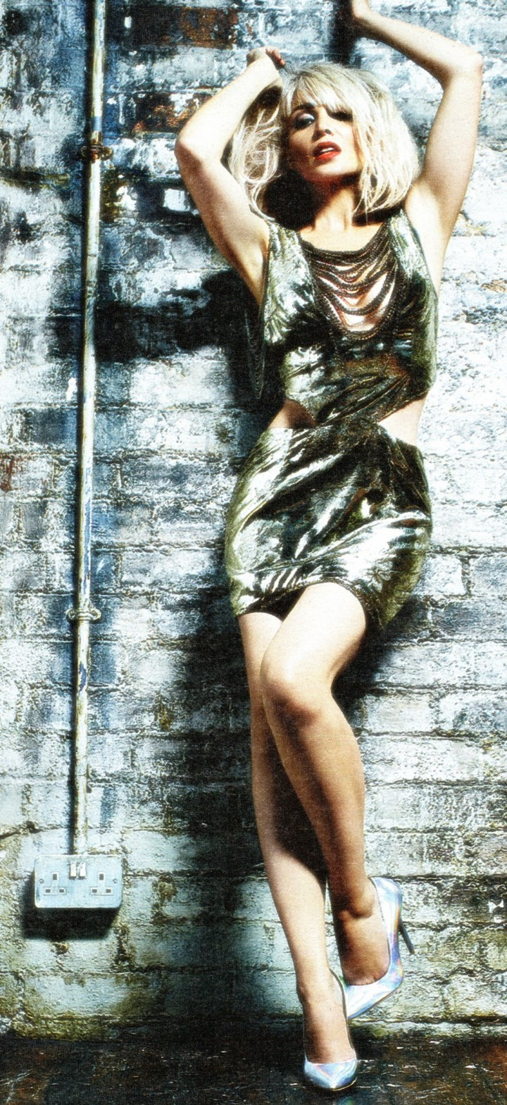 Dannii Minogue: Fabulous Magazine -05