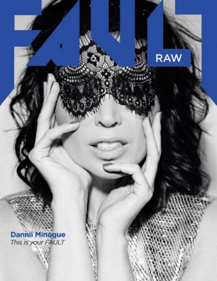 Dannii Minogue - Fault Magazine Issue 18