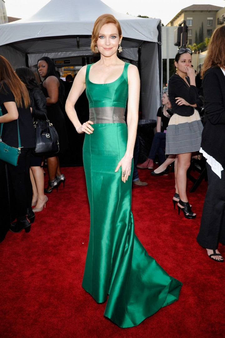 Darby Stanchfield: 2014 NAACP Image Awards -03