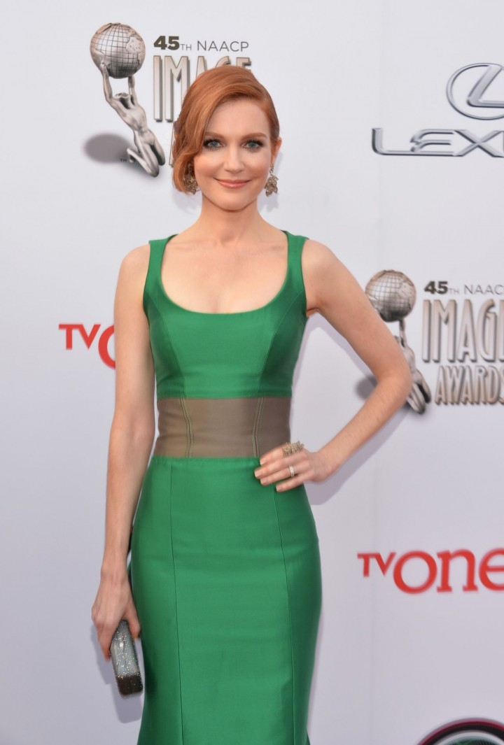 Darby Stanchfield: 2014 NAACP Image Awards -08