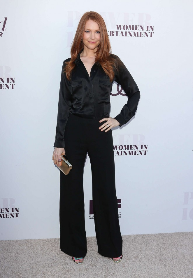 Darby Stanchfield - The Hollywood Reporter's 23rd Annual Women In Entertainment Breakfast in LA