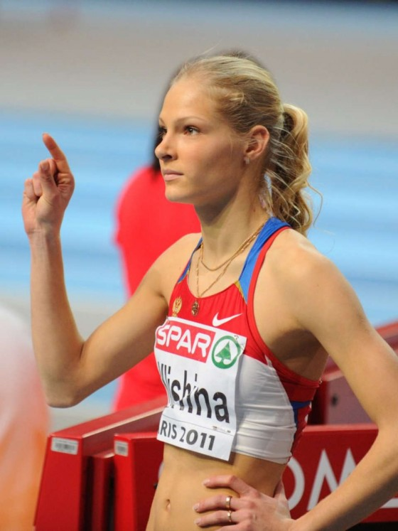 Darya Klishina Hot 50 Photos -03