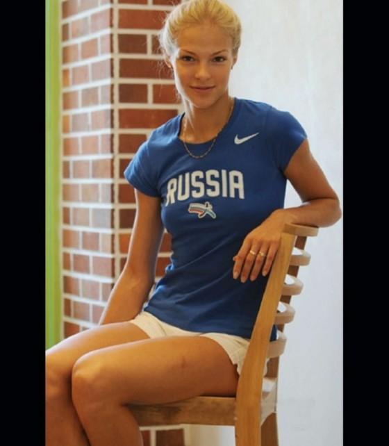Darya Klishina 2013 : Darya Klishina Hot 50 Photos -07