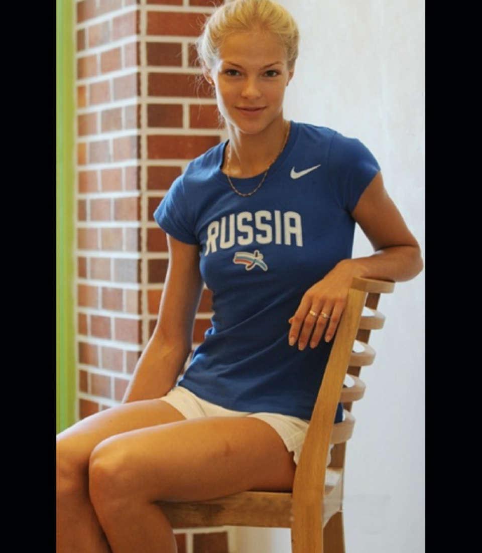 Darya Klishina Hot 50 Photos -07 - Full SizeDarya Klishina Hot