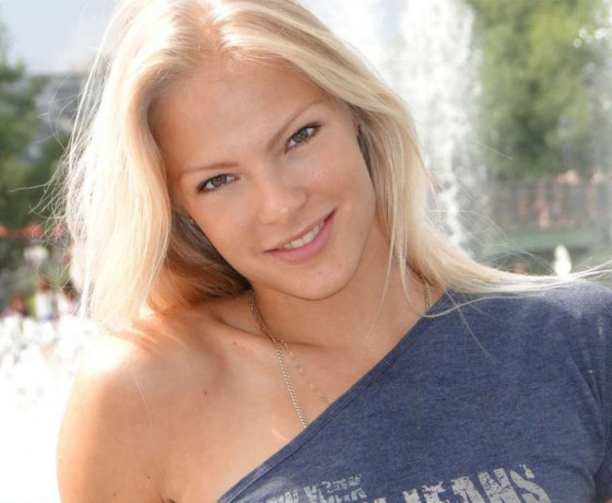 Darya Klishina Hot 50 Photos -50