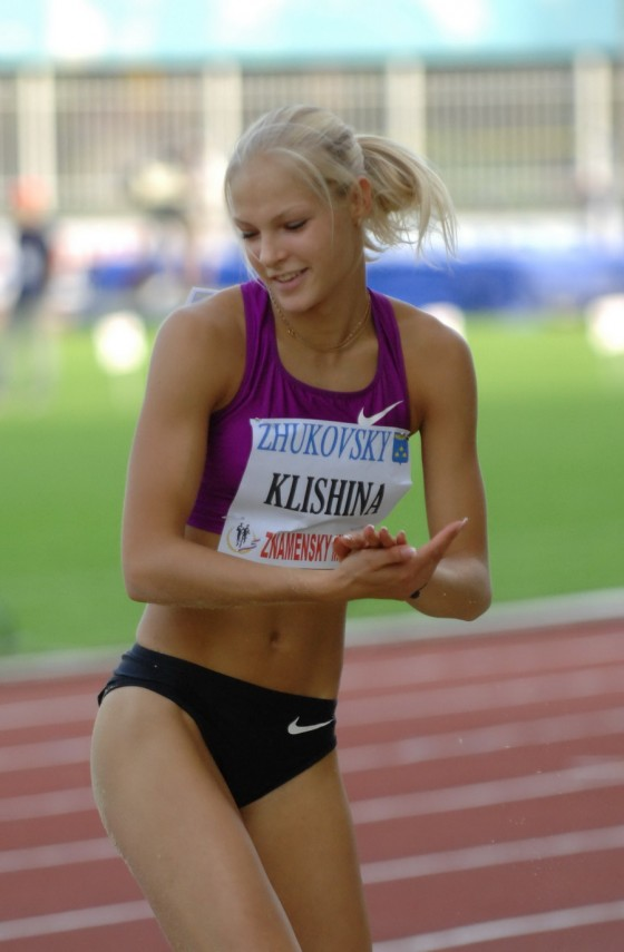 Darya Klishina - Hot Photos-16