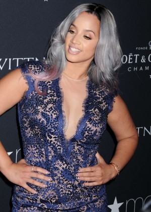 Dascha Polanco - 2014 Icons of Style Gala Hosted by Vanidades in NY