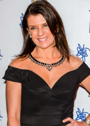 Dawn Harper - Mind Media Awards 2014 in London