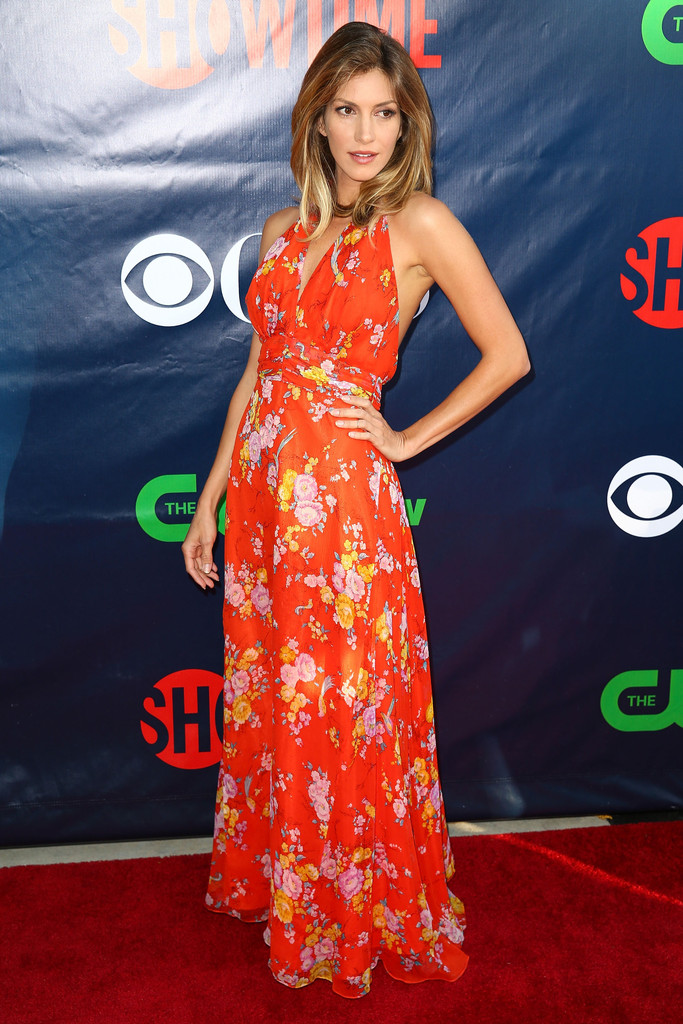 Dawn Olivieri - 2014 Showtime Summer TCA Party in Beverly Hills