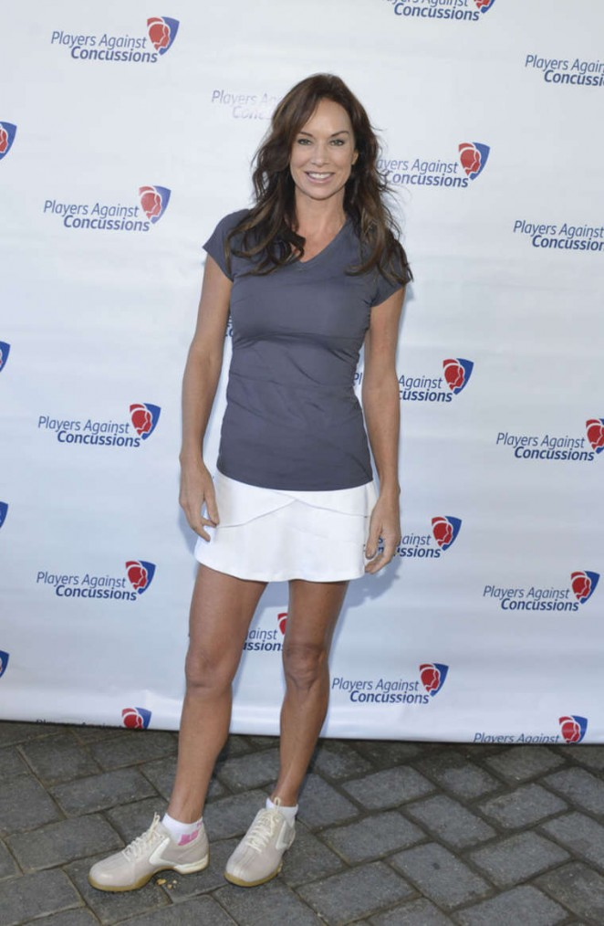 Debbe Dunning - Players Against Concussions -04 - GotCeleb