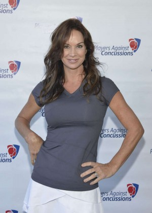 Debbe Dunning - Players Against Concussions at Pelham Country Club in NY