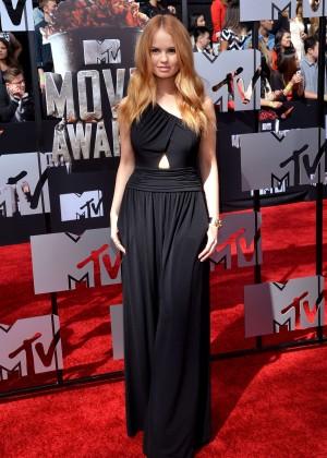 Debby Ryan: 2014 MTV Movie Awards -02