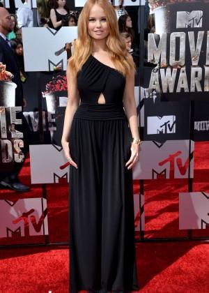 Debby Ryan: 2014 MTV Movie Awards -03