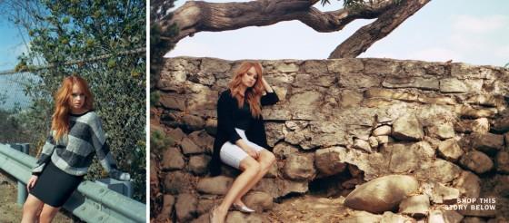 Debby Ryan: Aritzia Magazine -02