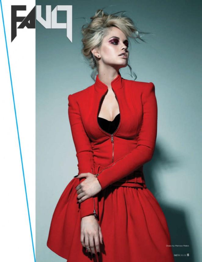 Debby Ryan - Fault Magazine (September 2014)