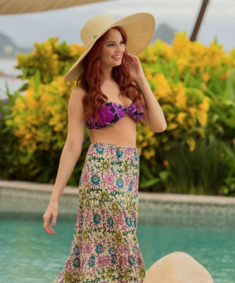 Debby Ryan Bikini