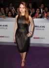 Debby Ryan: Justin Biebers Believe Premiere -22