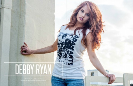 Debby Ryan – Naked 2013 -03