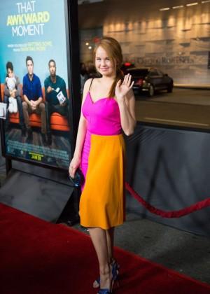 Debby Ryan: That Awkward Moment Premiere -06