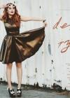Debby Ryan - Thrifty Hunter Magazine 2013 -01