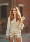 Debby Ryan - Thrifty Hunter Magazine 2013 -02