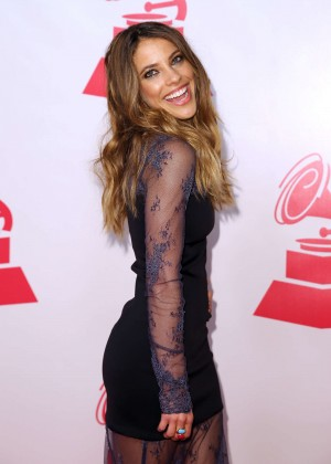 Debi Nova - Latin Grammy 2014 Person of the Year Event in Las Vegas