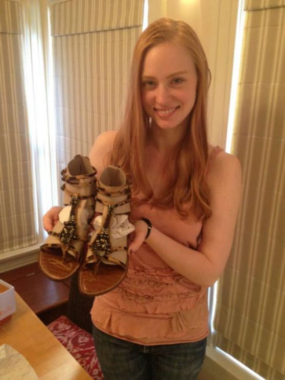 Deborah Ann Woll - Charity Auction/Raffle Photos 2014
