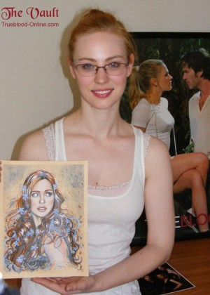 Deborah Ann Woll: Charity Auction - Raffle Photos 2014 -26
