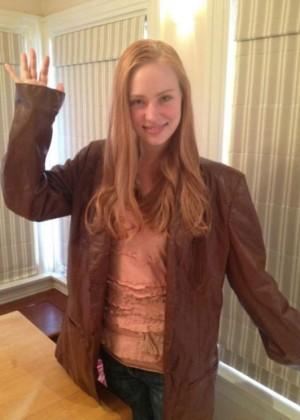 Deborah Ann Woll: Charity Auction - Raffle Photos 2014 -32