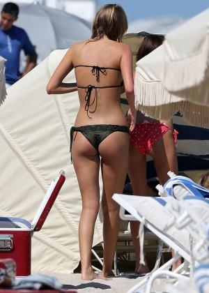 Deimante Guobyte Bikini Photos: Miami 2014 -02
