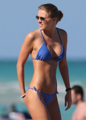 Deimante Guobyte Bikini Photos: 2014 Miami -04