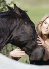 Delta Goodrem - Swiss commercial Photoshoot in Sydney-02