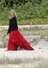 Delta Goodrem - Swiss commercial Photoshoot in Sydney-06