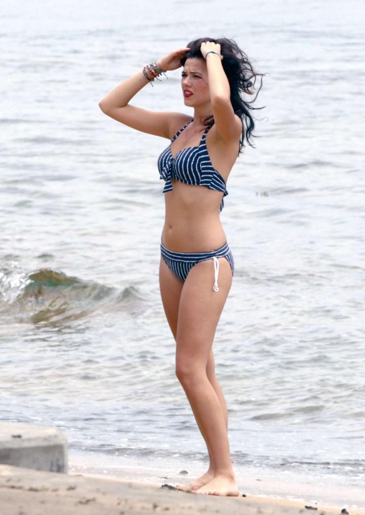 Cecily Strong Bikini