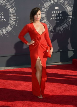 Demi Lovato - MTV Video Music Awards 2014 in Inglewood