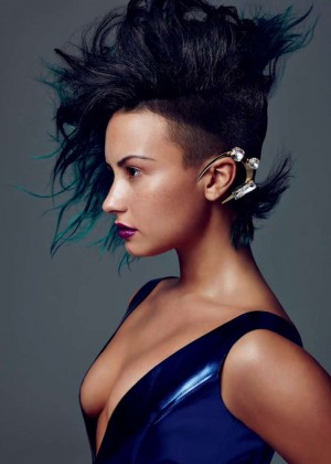 Demi Lovato - Allure Magazine (December 2014)