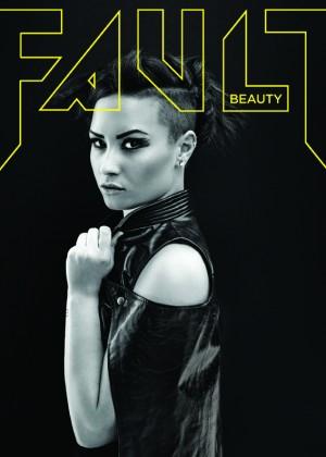 Demi Lovato - Fault Magazine (September 2014)
