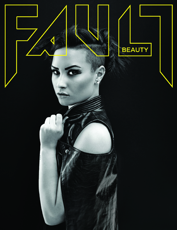 Demi Lovato - Fault Magazine (September 2014)