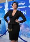 Demi Lovato: Frozen Hollywood Premiere -03