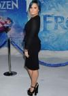 Demi Lovato: Frozen Hollywood Premiere -05