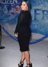 Demi Lovato: Frozen Hollywood Premiere -09