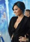 Demi Lovato: Frozen Hollywood Premiere -17
