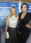 Demi Lovato: Frozen Hollywood Premiere -20