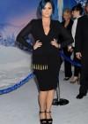 Demi Lovato: Frozen Hollywood Premiere -23