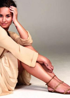 Demi Lovato - Glam Belleza Latina Magazine 2014