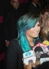 Demi Lovato: Glamour Magazine Party -03