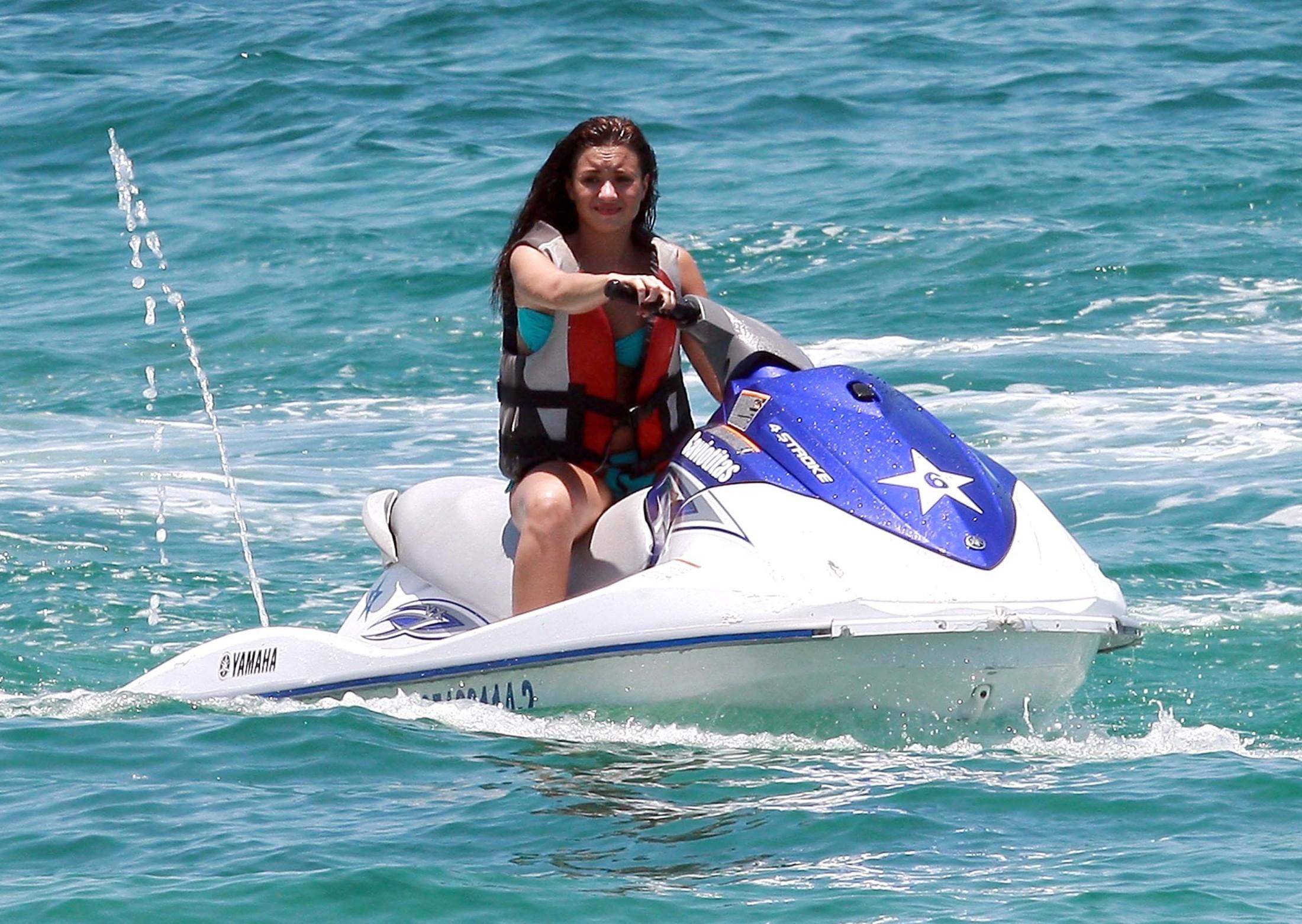 Triangl cassey jet bikini
