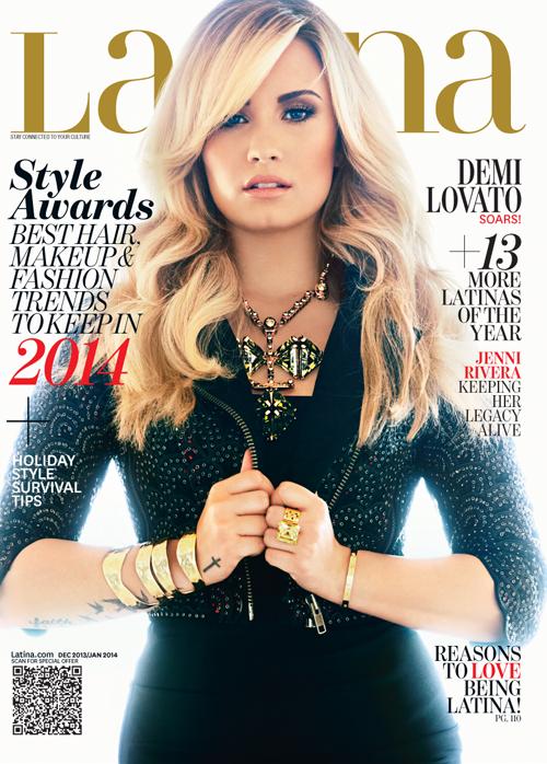 Demi Lovato: Latina Magazine -04